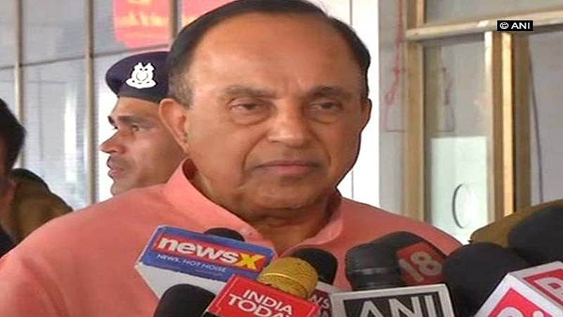 Aircel Maxis deal case: Supreme Court judge recuses from hearing Subramanian Swamy's plea