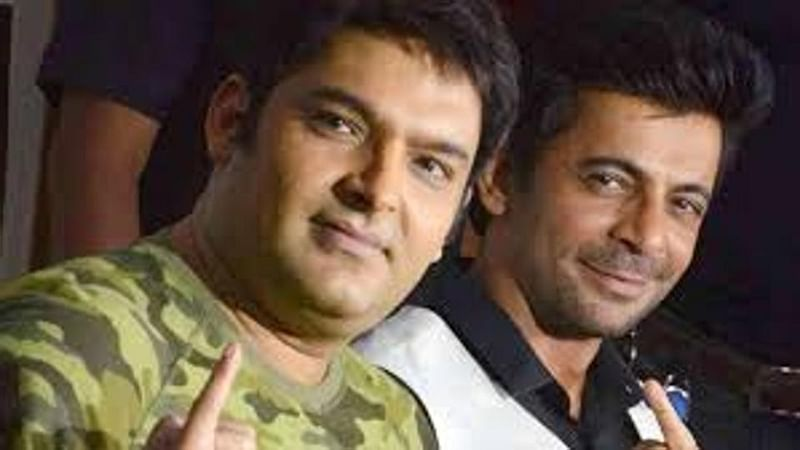 Is Kapil Sharma trying to rekindle friendship with 'Pataakha' actor Sunil Grover? Find out