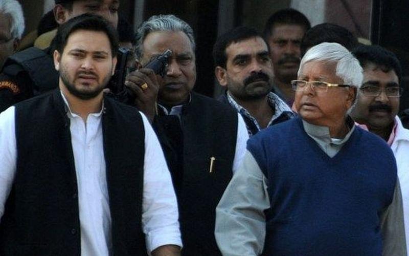 Fodder Scam: Tejashwi Yadav alleges threat to Lalu Prasad's life