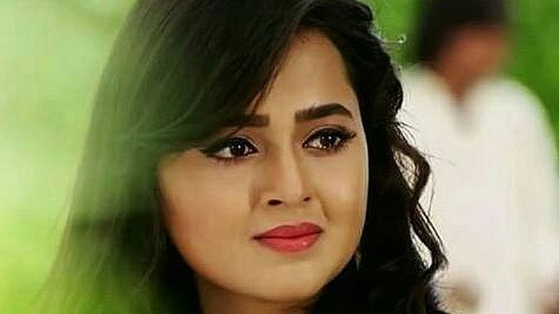 TV actress Tejasswi Prakash believes in being her own hero