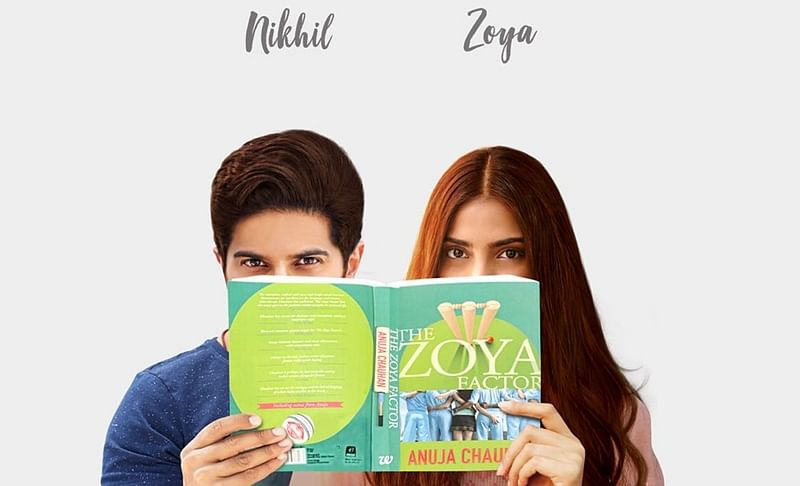 Sonam Kapoor starts shooting for her next film 'The Zoya Factor'