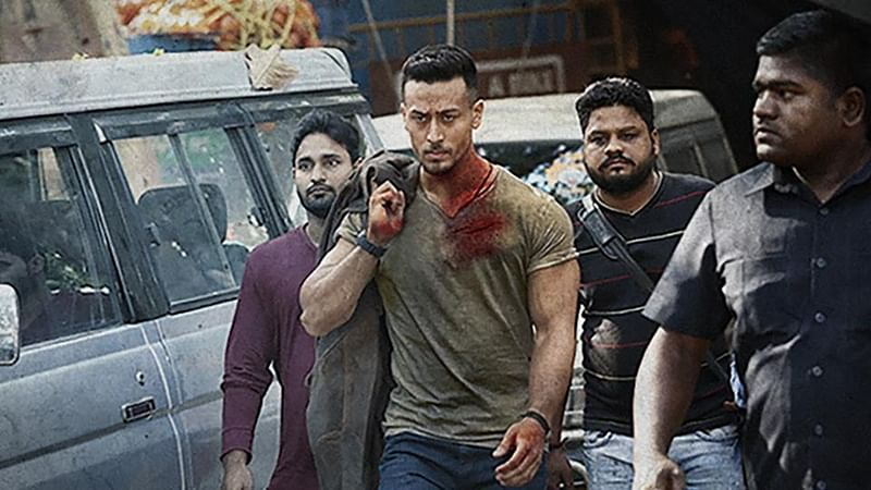 Tiger Shroff's look from Baaghi 2 has piqued the interest of top magazines