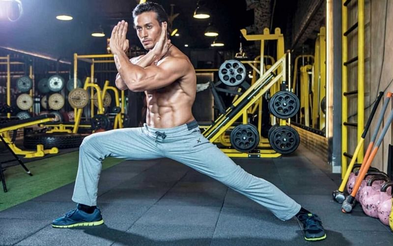 Baaghi 2 actor Tiger Shroff launches unique workout
