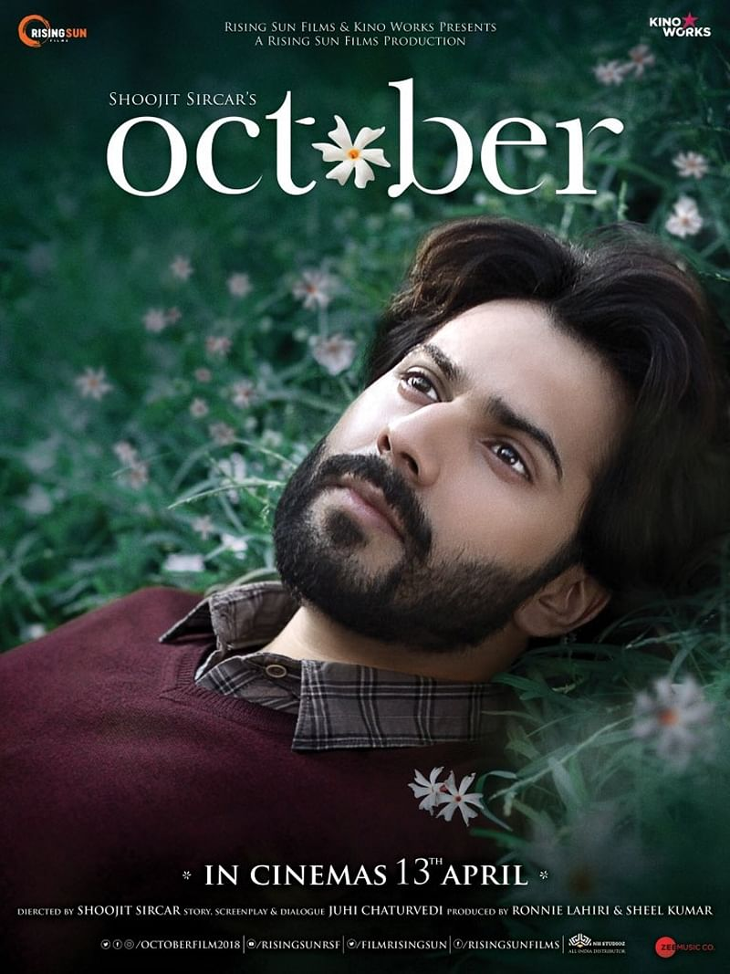 October First Look: Varun Dhawan seems lost; what exactly is he thinking?