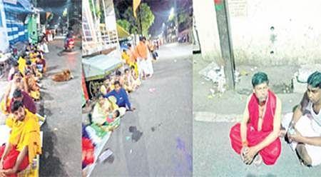 Ujjain: Visitors face problems at Mahakaleshwar Temple