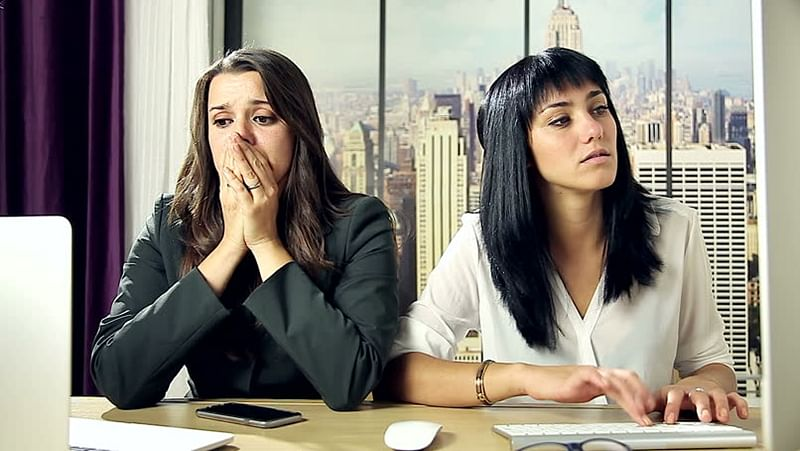 Agony Aunt helps to manage romantic relationships at workplace