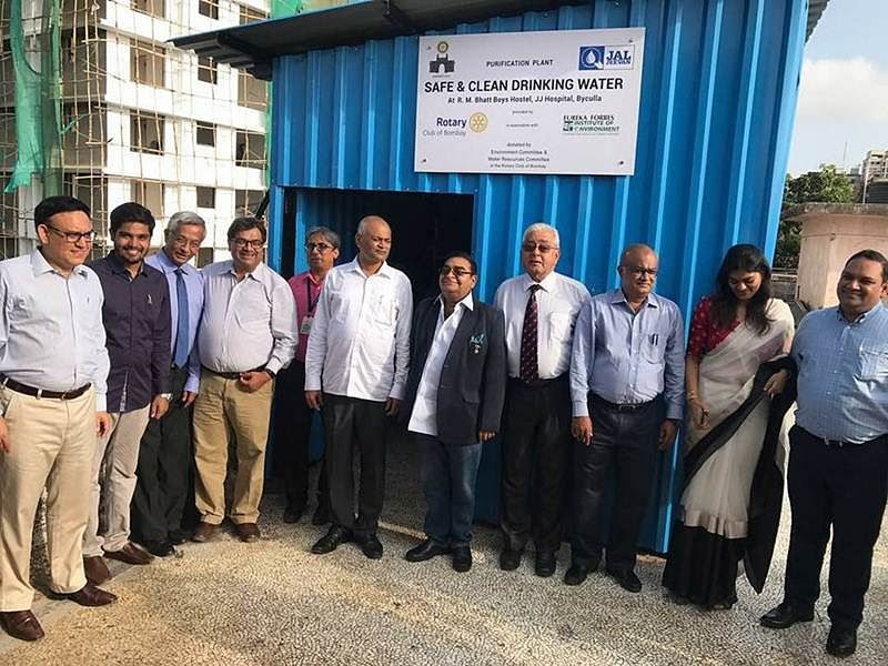 Rotary Club of Bombay (RCB) turns 90: President Ramesh Narayan looks back and forth
