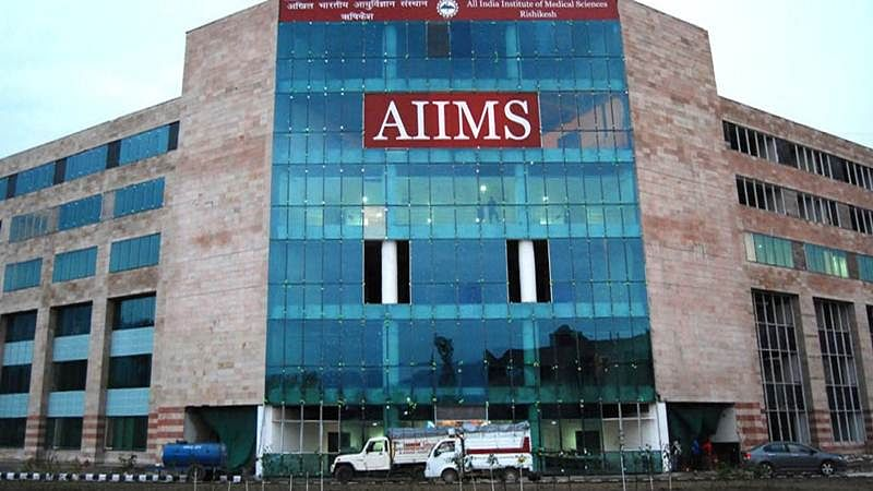 AIIMS docs remove sewing needle from minor girl's back
