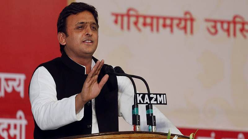 CBI being used as 'election agent' by BJP: Akhilesh Yadav