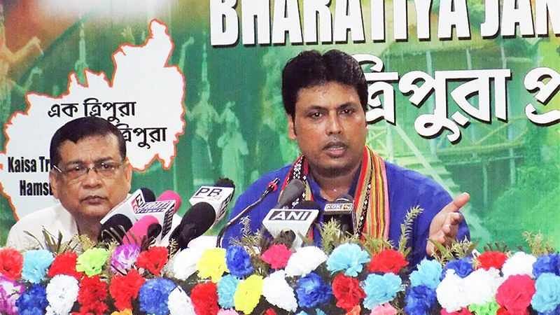 Tripura election and its new Chief Minister Biblab Deb: 7 things you should know
