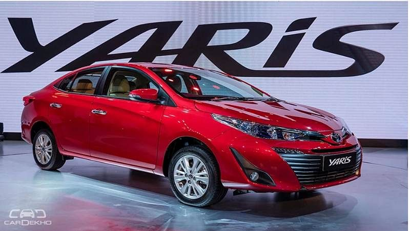 Toyota Yaris Bookings To Open From April 2018; Will Rival City, Ciaz & Verna