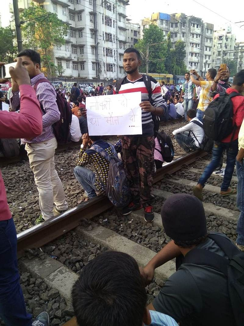 Mumbai Rail Roko: City crippled as students halt trains and Uber, Ola drivers continue their strike