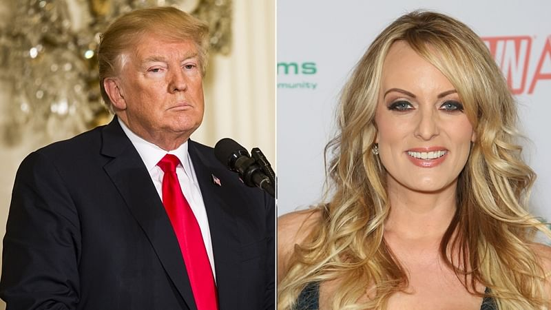 Stormy Daniels' lawyer filed Trump defamation suit against her wishes
