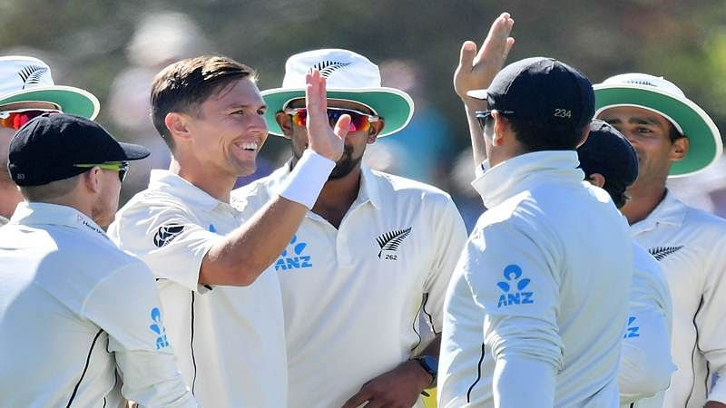 England vs New Zealand Christchurch Test: Boult, Southee strike, England two down in first session
