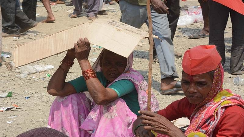 Farmers protest after banker, peon seek sexual favours in exchange for crop loan sanction