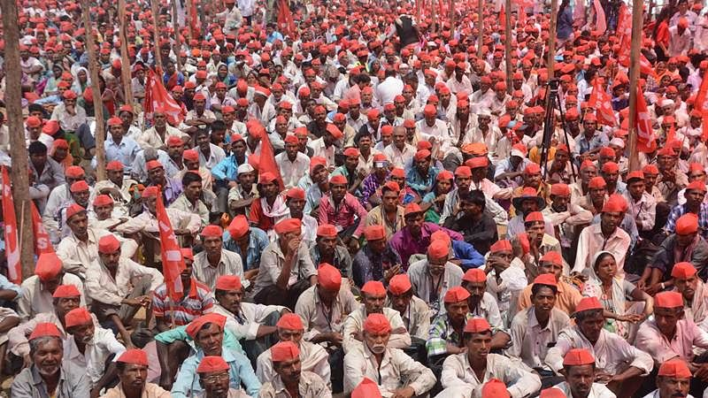 Maharashtra Farmers protest: Agrarian crisis haunts state all over again