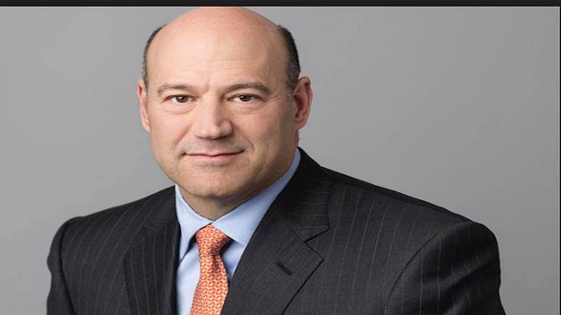 US President Donald Trump's top economic adviser Gary Cohn resigns