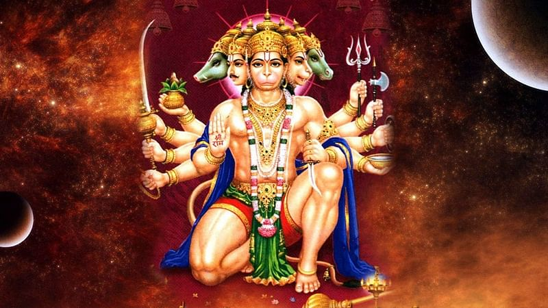 Lord Hanuman was tribal, says NCST chairperson day after Yogi Adityanath's Dalit remark