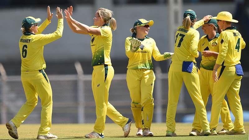 Indian women vs Australian women T20I: Australia beat India by six wickets