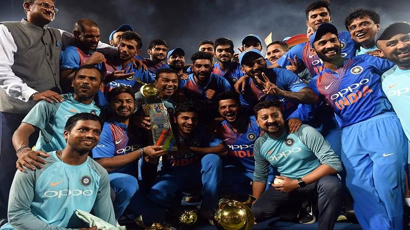 BCCI acting president CK Khanna congratulates India over Nidahas Trophy win