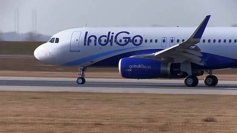 IndiGo shares plunge 10 percent in early trade as promoters spar
