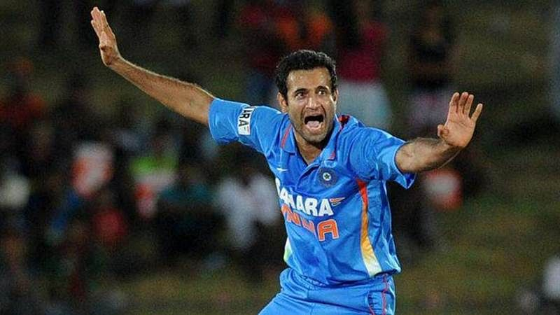 Irfan Pathan only Indian to enrol for 2019 CPL Players Draft