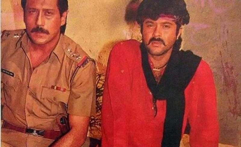 Jhakaas Bhidu! Jackie Shroff shares throwback picture with Anil Kapoor from  sets of Ram Lakhan