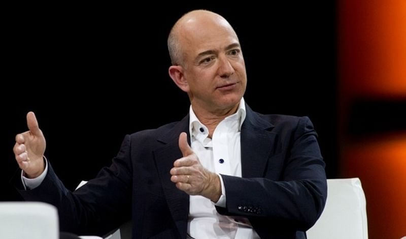 Jeff Bezos promises to make in India: Amazon to invest Rs 7,000 cr in digitising small enterprises