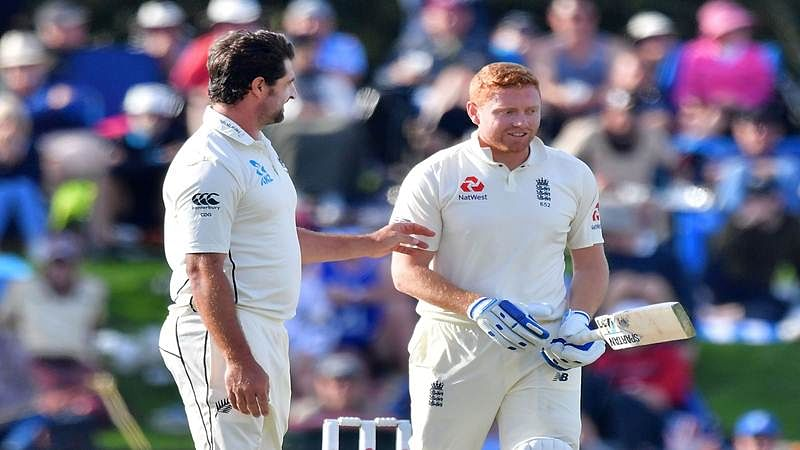 England vs New Zealand Christchurch Test: Jonny Bairstow takes England to 290/8 on Day 1