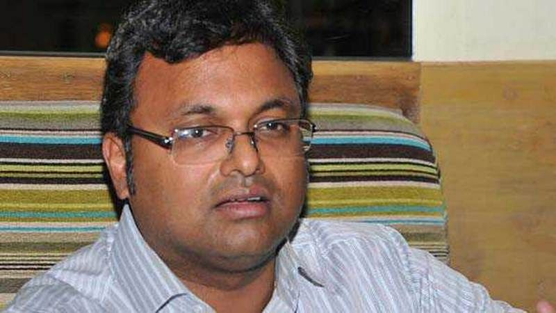 Go abroad but give `10 crore: Supreme Court tells Karti Chidambaram