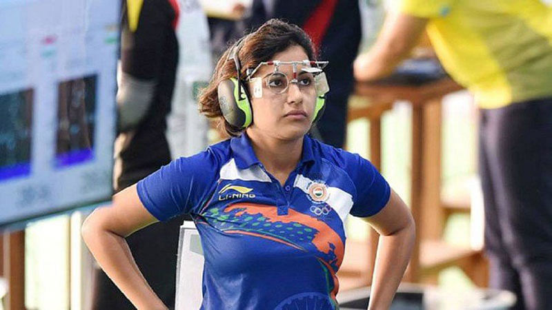 ISSF World Cup: Manu Bhaker strikes two gold medals in 10m Air Pistol event