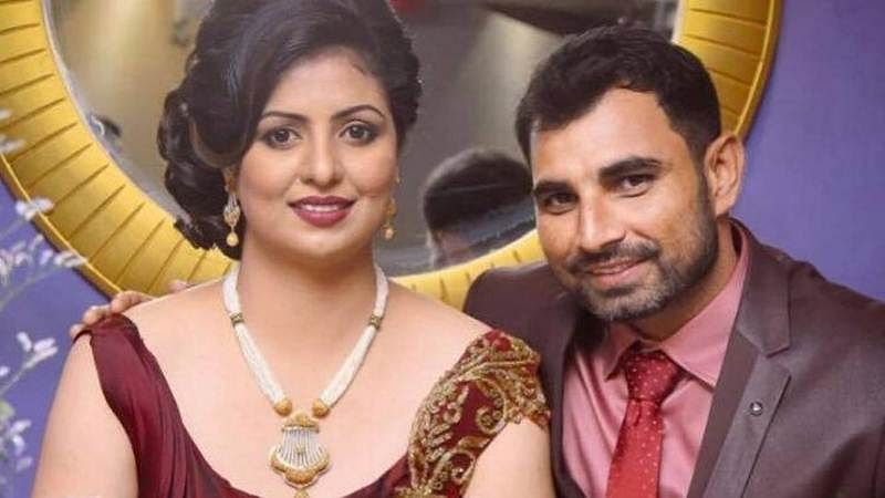 Mohammed Shami's wife Hasin Jahan files domestic violence case against him and others