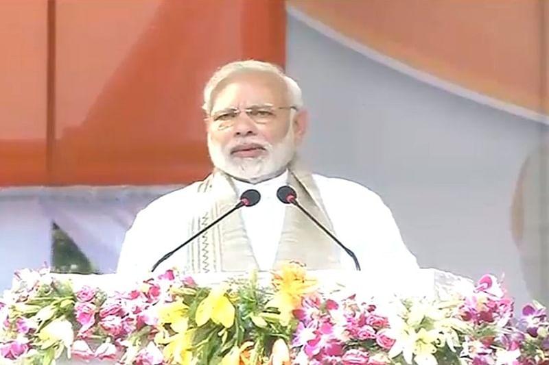 Centre assures full support to new BJP government in Tripura: PM Narendra Modi