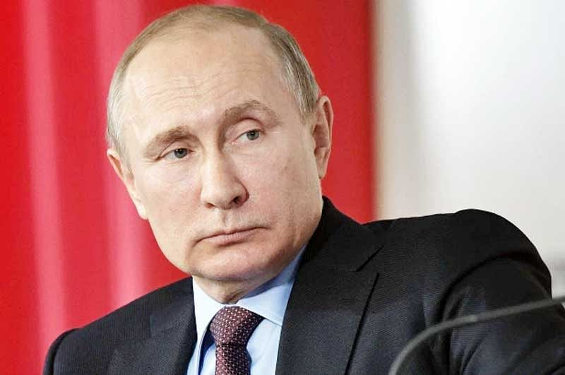 Putin re-elected Russia's Prez for another six years