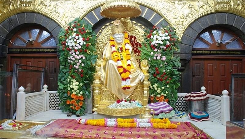 Maharashtra: Shirdi's Sai Baba temple gets Rs 6.66 crore donations on Guru Purnima