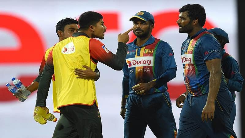 Nidahas Trophy: Bangladesh-Sri Lanka match marred by controversy