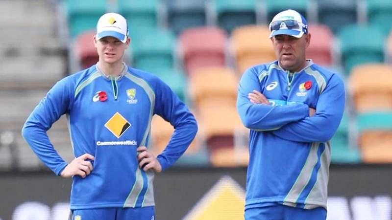 Axe looms for Australian coach Darren Lehmann and captain Steve Smith as CA hold crisis talks