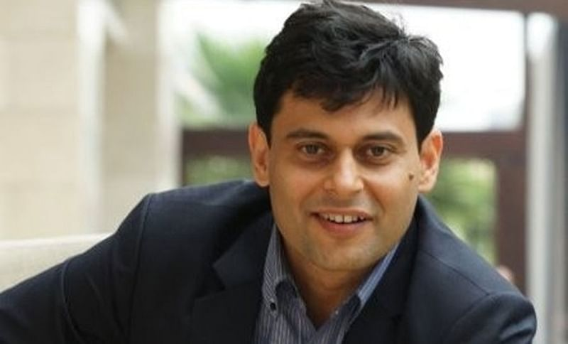 Sunil Nayyar becomes first Indian to be Sony India's Managing Director