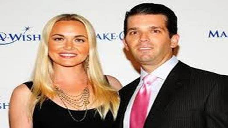Donald Trump Jr's wife Vanessa Trump files for divorce
