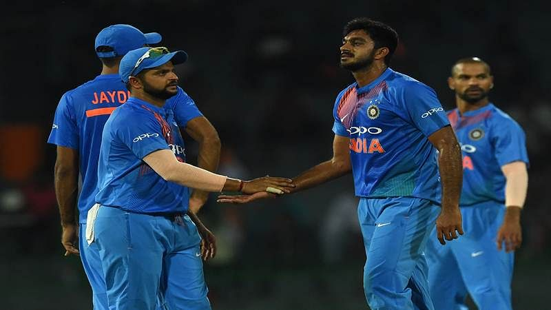 Nidahas Trophy: Don't want to be under pressure over comparisons with Pandya, says Vijay Shankar