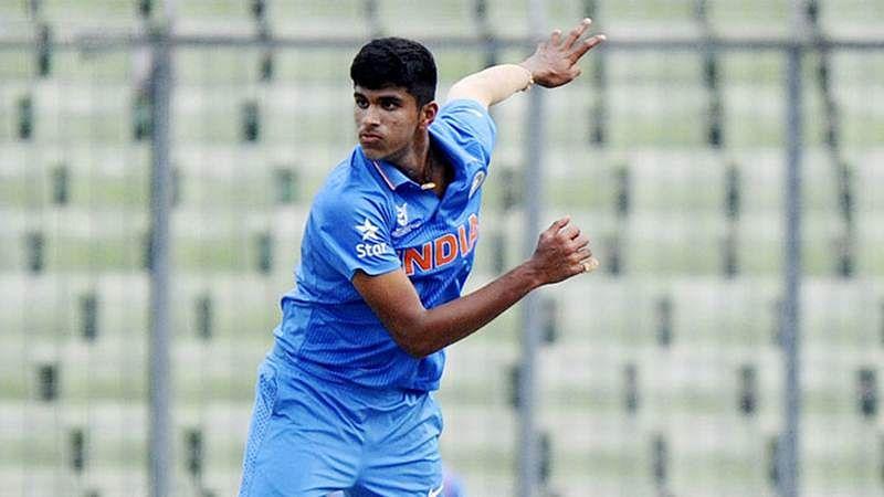 Nidahas Trophy: Fortunate to have skills of bowling in powerplay, says Washington Sundar