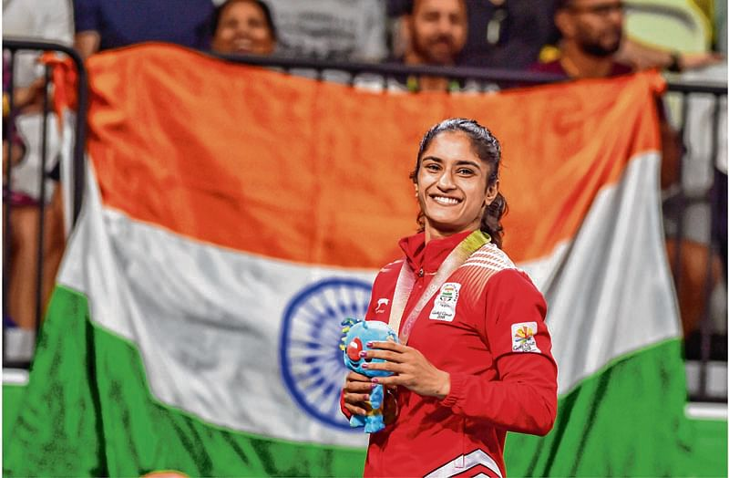 '2019 was great, 2020 will be special': Vinesh Phogat wishes Happy New Year