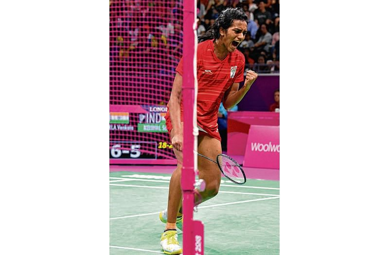 Ready to roar for my next fight: P.V. Sindhu