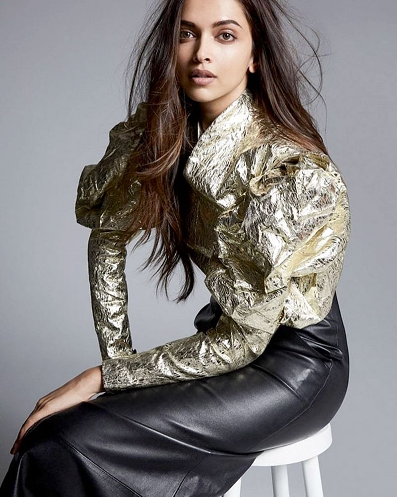 Check out! Deepika Padukone looks gorgeous in these photographs