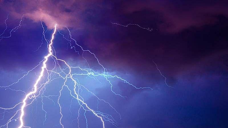 Indore: Lightning kills man, two kids, injures woman in Hatod