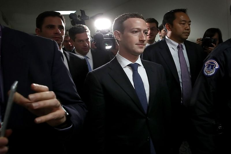 "Facebook data breach: Facebook CEO Mark Zuckerberg apologises says, ""It was my mistake, and I'm sorry"""