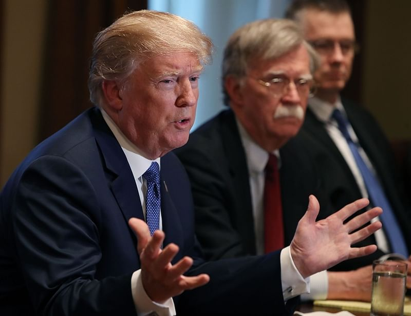 Trump admin wants trade deal with India: US official