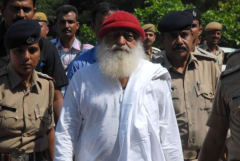 Asaram rape case: Self-styled godman found guilty of raping teenager in 2013, awarded life term