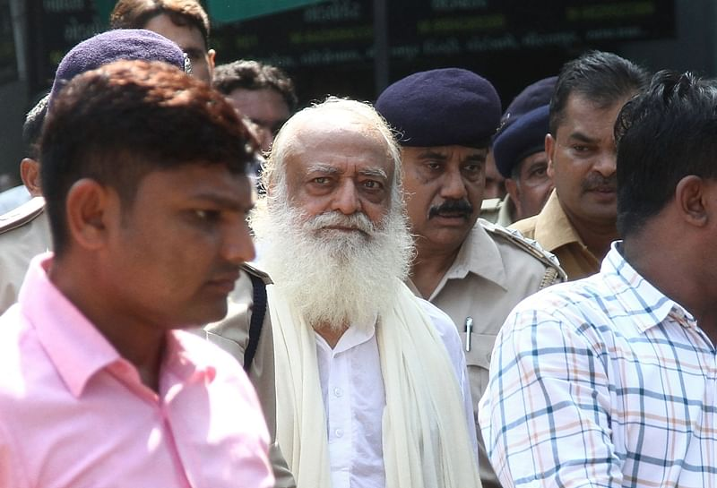 Asaram rape case verdict: Security beefed up in Ahmedabad, Surat