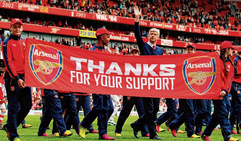 Arsene Wenger to end 22-year Arsenal stay at end of season